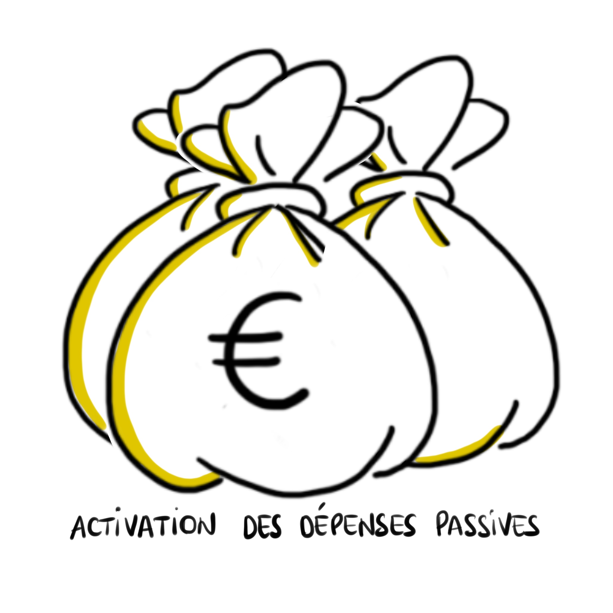 bourses activation des dépenses passives