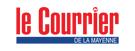 Logo Le courrier de la Mayenne